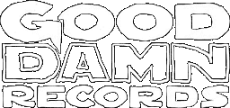 GoodDamn Records Logo